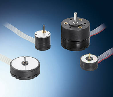 Flat Coreless Dc Motors