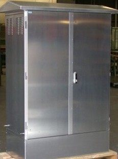 Stainless Steel Electrical Outdoor Enclosures Erntec